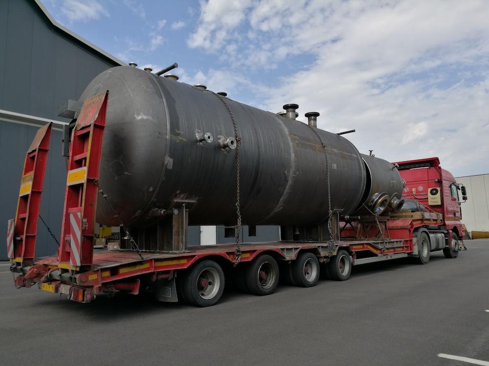 pressure vessels manufacturing