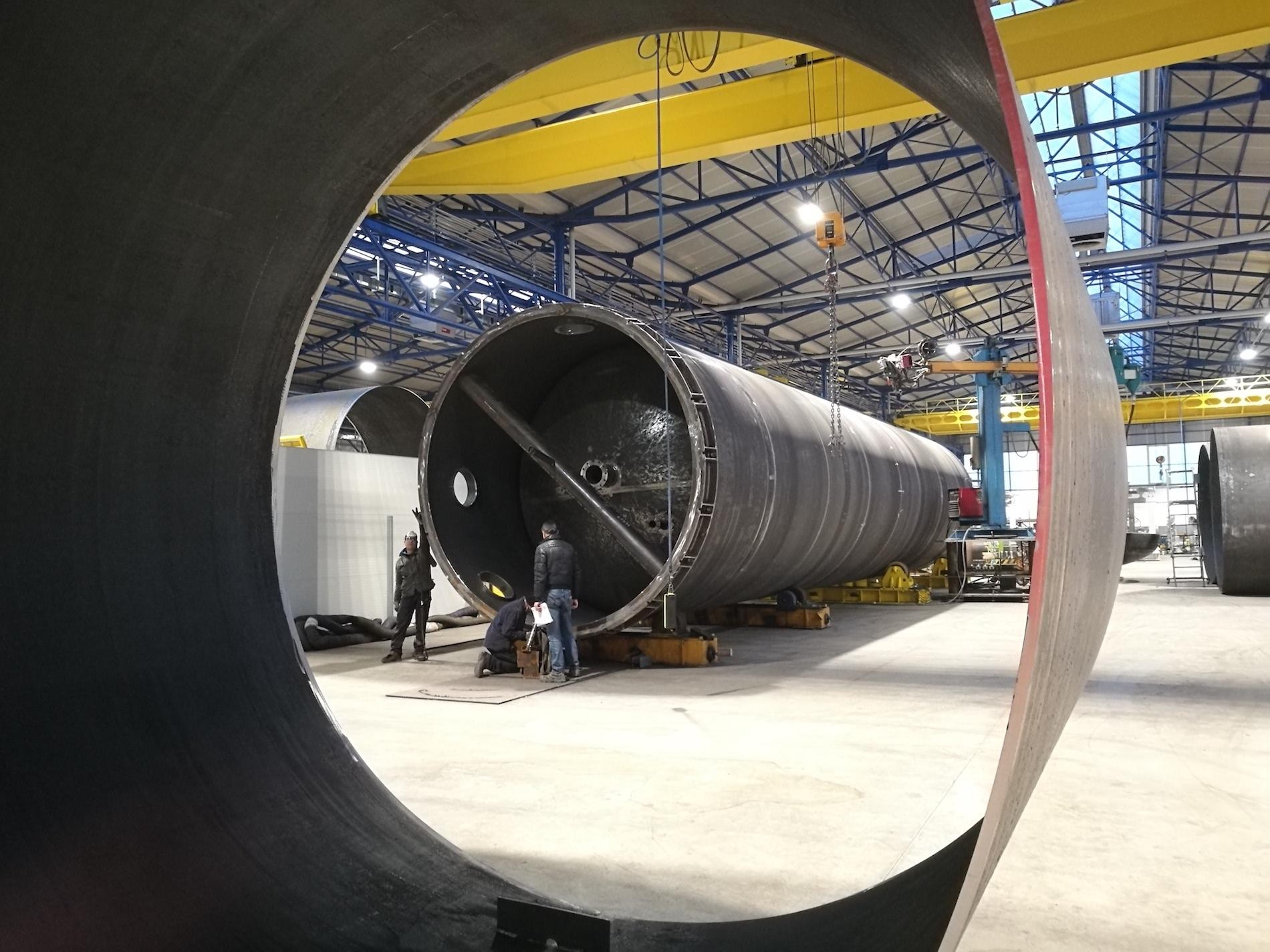 steel works cosmec
